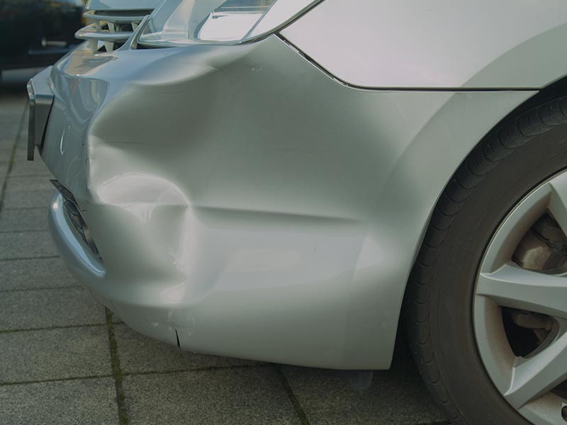 Mobile paintless dent removal and repair
